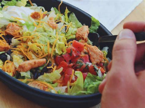 taco bells nutritionist reveals  healthiest menu items