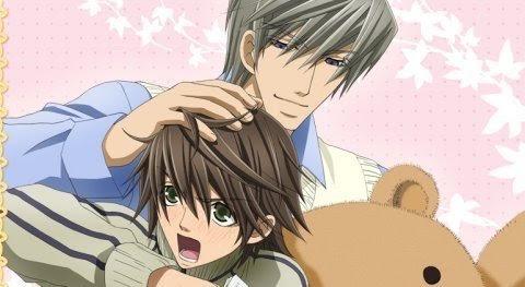 Anime Junjou Romantica Season 1 Episode 1