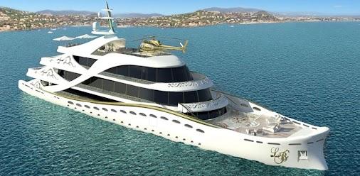Luxury Yacht Designed for Women #WhatWomenWantIn5Words goo.gl/ViICg7 #luxury #luxurytravel