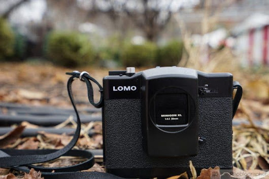 Review: Lomography LCA 120