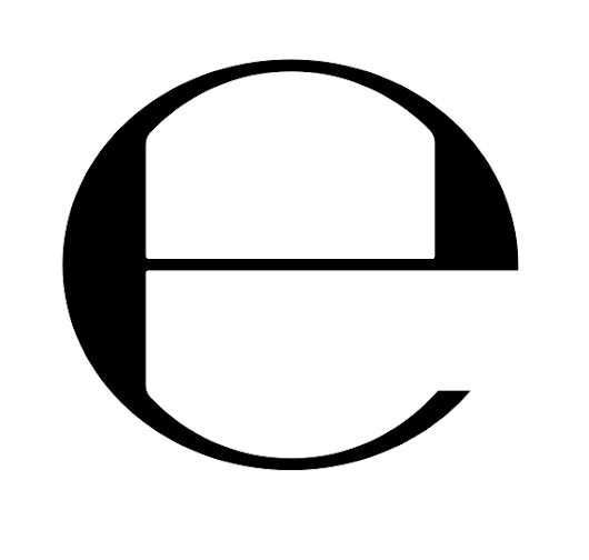 What's that little 'e' symbol? - The Dieline -