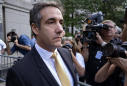 Michael Cohen visits NY courthouse a month after guilty plea