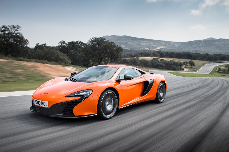 2015 McLaren 650S Reviews and Rating  Motor Trend