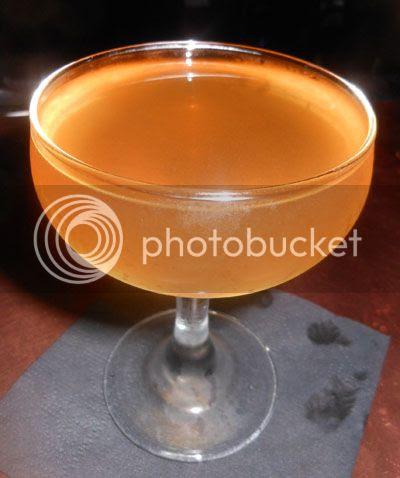 del maguey mezcal cocktail