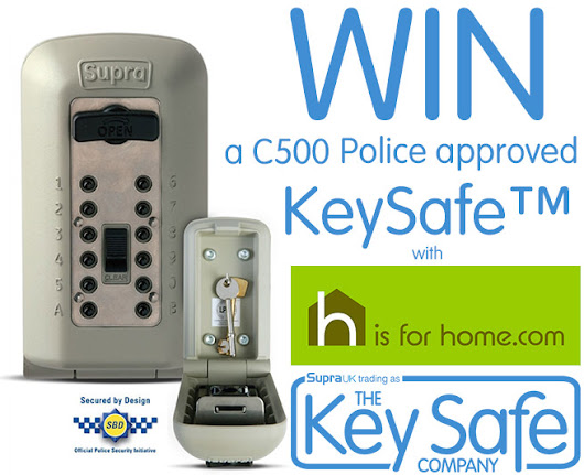 Key Safe, keep safe - H is for Home Harbinger