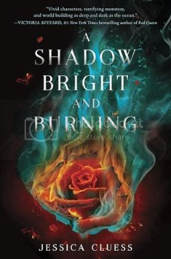 A SHADOW BRIGHT & BURNING Giveaway