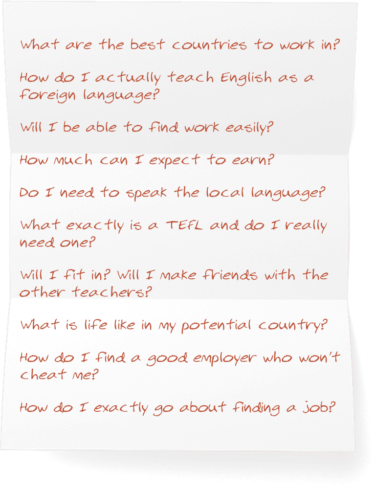How to Get an English Teaching Job Abroad in 2018 ...