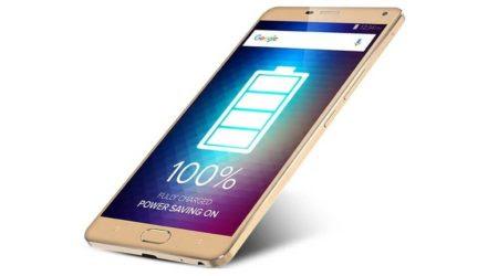 5000mAh battery smartphones
