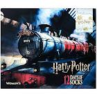Harry Potter 12 Days of Socks Advent Calendar Hogwarts Train Womens