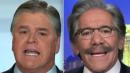 Geraldo Rivera Taunts Sean Hannity Over Migrant Fear: 'Are You Gonna Shoot 'Em, Sean?'