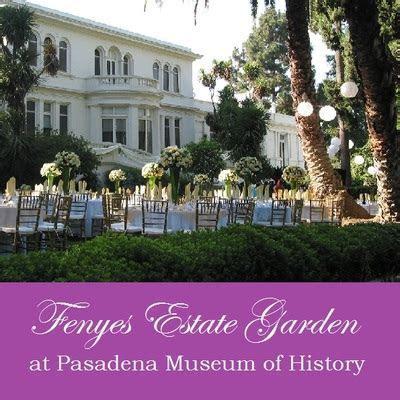 Fenyes Estate Garden   Pasadena Museum of History