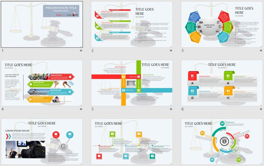 Powerpoint Free Com Free Powerpoint Templates Scales Of Justice Powerpoint Template 19926