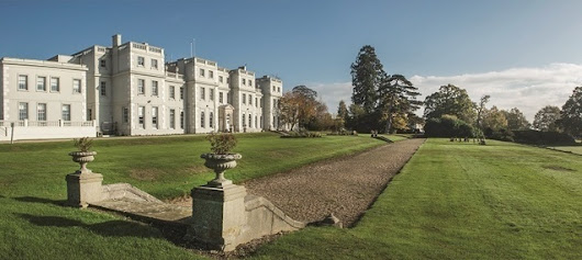 De Vere Wokefield Estate's historic Mansion House nears completion - Hospitality & Catering News | Pro Auction