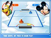 Jogar Mickey and friends shoot score Jogos