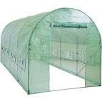 Best Choice Products Larger Walk-In Tunnel Green House Garden Plant