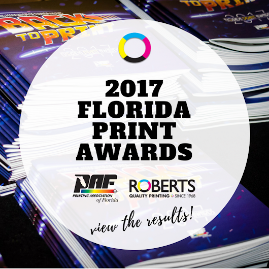 2017 Florida Print Awards