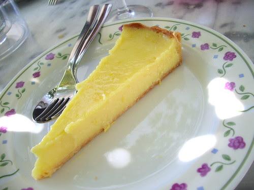 Craig's Lemon Tart