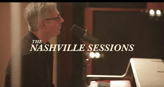 "Matt Maher - ""Abide With Me"" - Live from #YouTubeNashvilleSessions - YouTube"