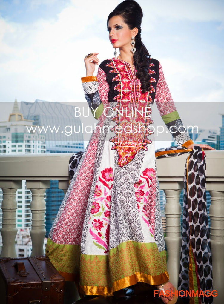 Gul-Ahmed-Eid-Lawn-Dresses-2012-13-Anarkali-style-umbrella-fancy-Frocks-6