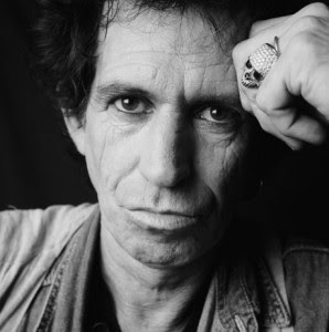 Keith Richards é apaixonado por literatura