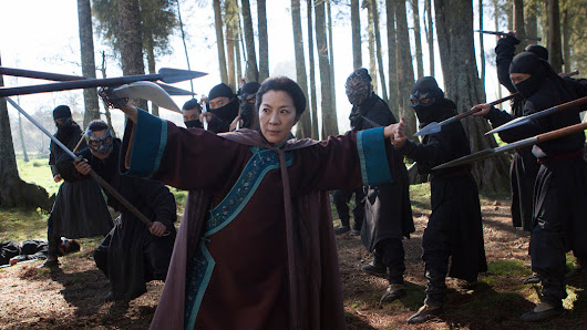With 'Crouching Tiger' Sequel, Netflix Takes Aim at Hollywood