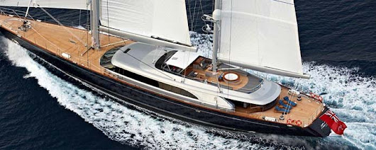 All Ocean Sailing Yachts- Design Review: Perini Navi 56m Series