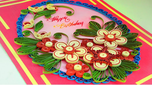 Quilling Greeting Cards Google