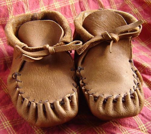 Brown Shoe 1