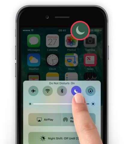 Guide: Do Not Disturb on the iPhone - What it actually ...