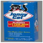 Jonny Cat C00154 Heavy Duty Litter Lox Liner, 5 Count