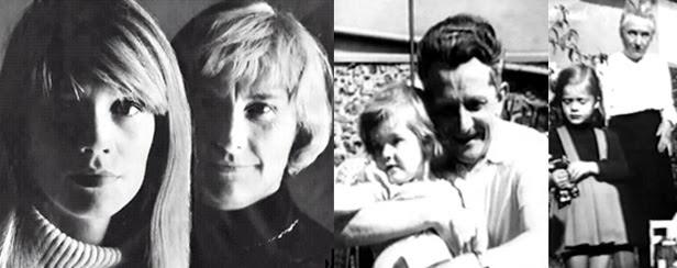 Françoise Hardy - Sa mère - Son père - Sa grand-mère