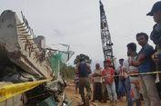 Konstruksi Tol Pasuruan-Probolinggo Roboh, Dikabarkan Ada Korban Jiwa