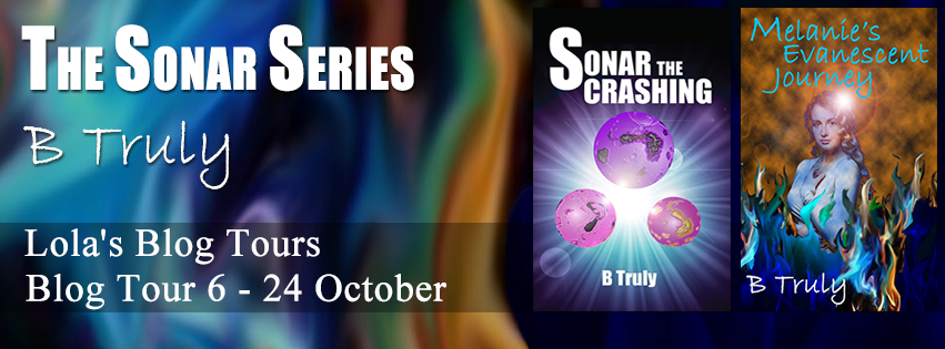 Sonar Series blog tour banner