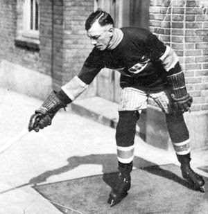 Joe Hall Canadiens, Joe Hall Canadiens