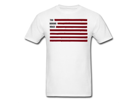 Tha Boxing Voice Flag More Than Just A Shirt - Tha Boxing Voice