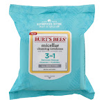 Burt's Bees 30-Count 3-in-1 Micellar Cleansing Towelettes