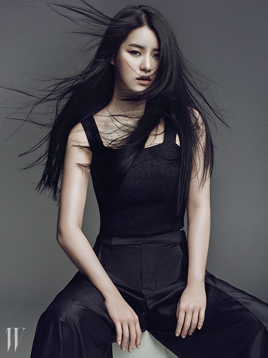 Im Ji Yeon - W Magazine April Issue '15