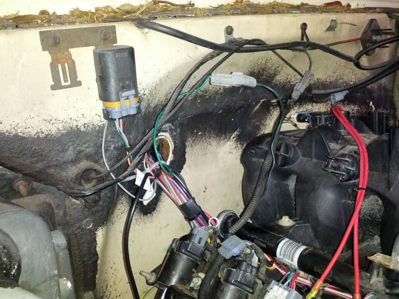 Wiring Harnes 1987 Chevy C10