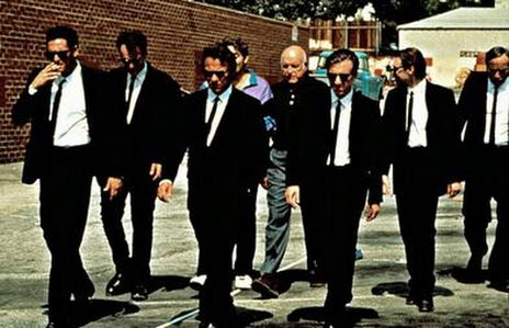 PRODUCTION JOURNAL: How Tarantino Got Reservoir Dogs Funded and Why It's Worth Knowing People Who Know Celebrities