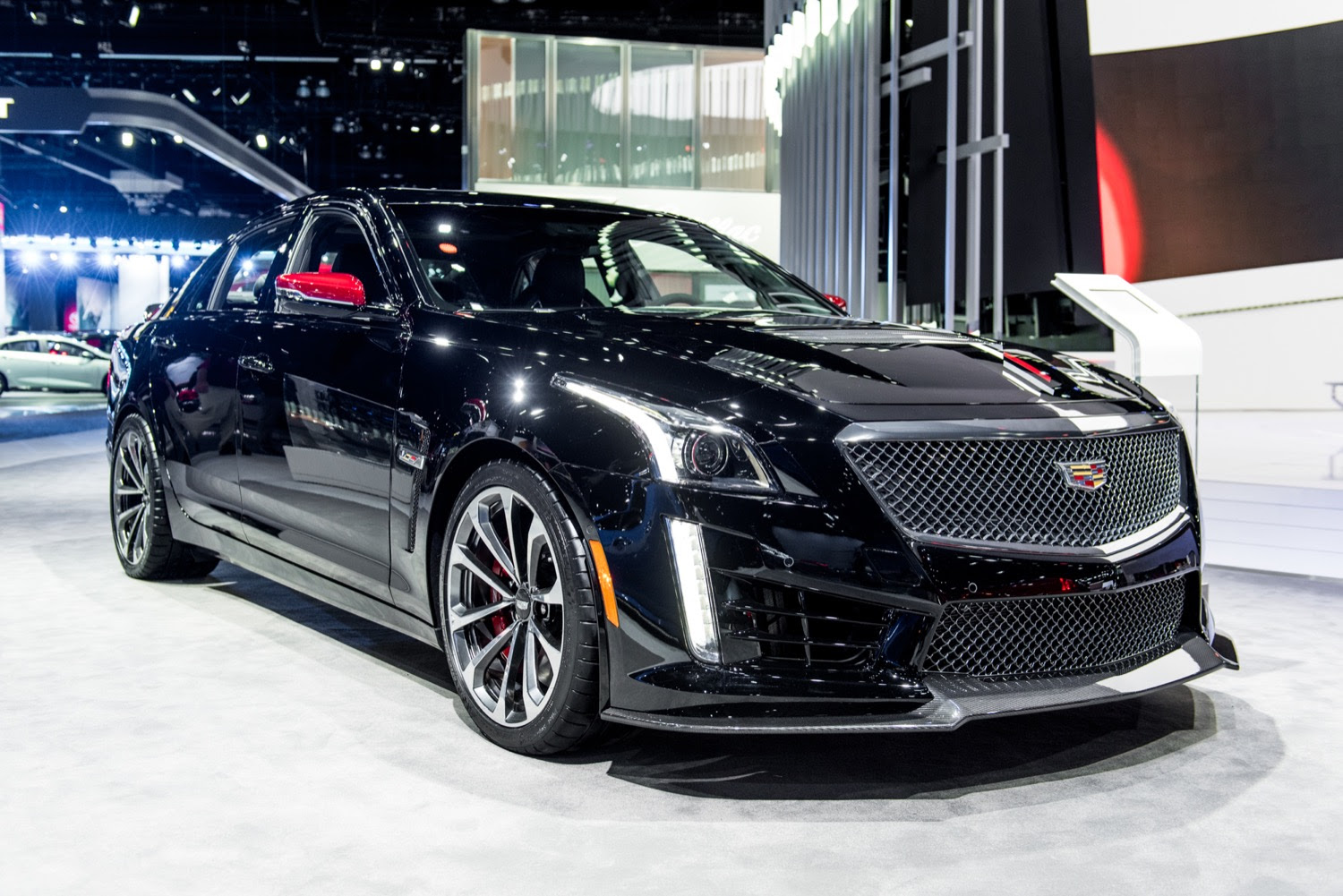 How To Jump Start The 2018 Cadillac Cts Gm Authority