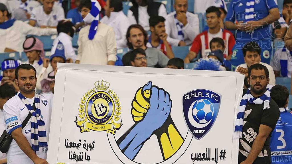 شاهد مباراة الهلال والنصر بث مباشر 29-03-2019 ديربي الرياض