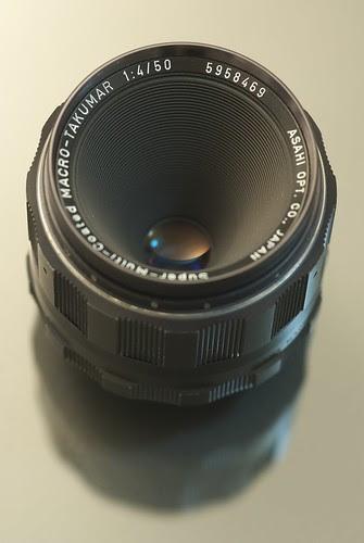 SMC Takumar 50 4 Macro - _IGP4335