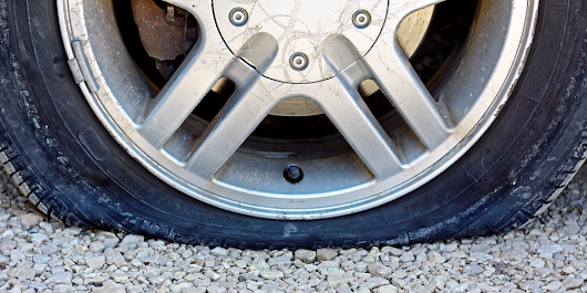 10 things that make changing a tire much, much easier