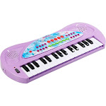 aPerfectLife Piano for Kids, 32 Keys Multifunction Electronic Kids Piano Keyboard Musial Instrument for Kids Children with Microphone