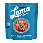 Loma Linda Blue Italian Bolognese with Pasta - 10 oz