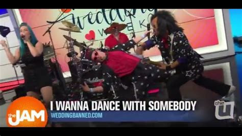 Wedding Band called 'Wedding Banned' Performs 'I Wanna