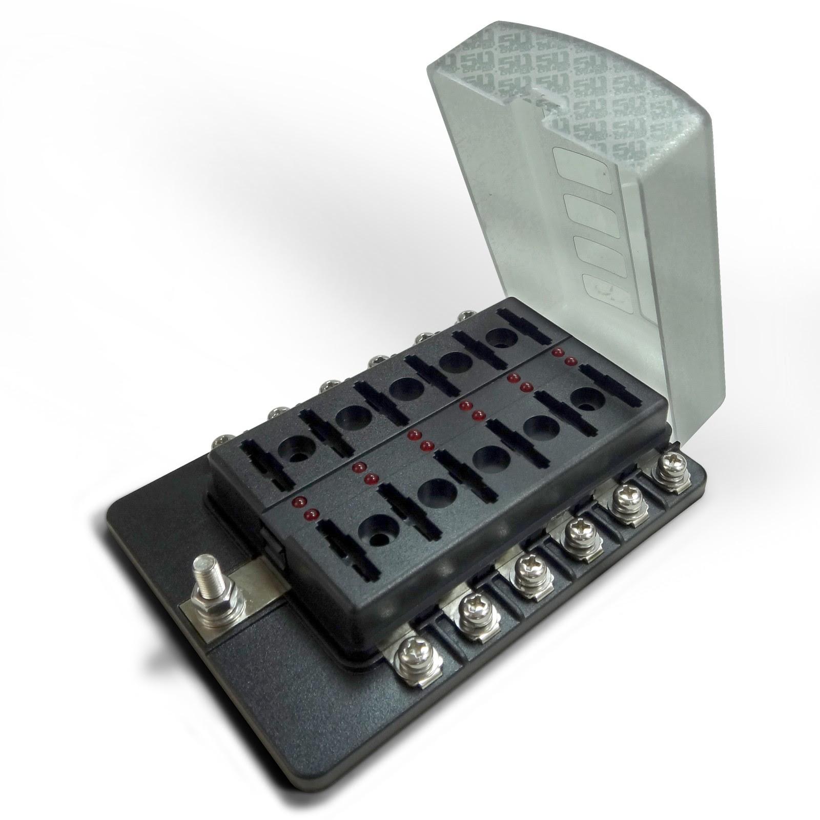 Yamaha Rhino Fuse Box