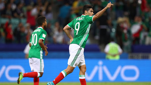 Mexico's comeback win over New Zealand is one to forget