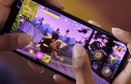 Fortnite For iOS Is Great Mobile Fun But The PC Master Race Will Wage A Total Blood Bath | HotHardware