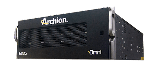 Archion Shared Media Storage Videolink Canada
